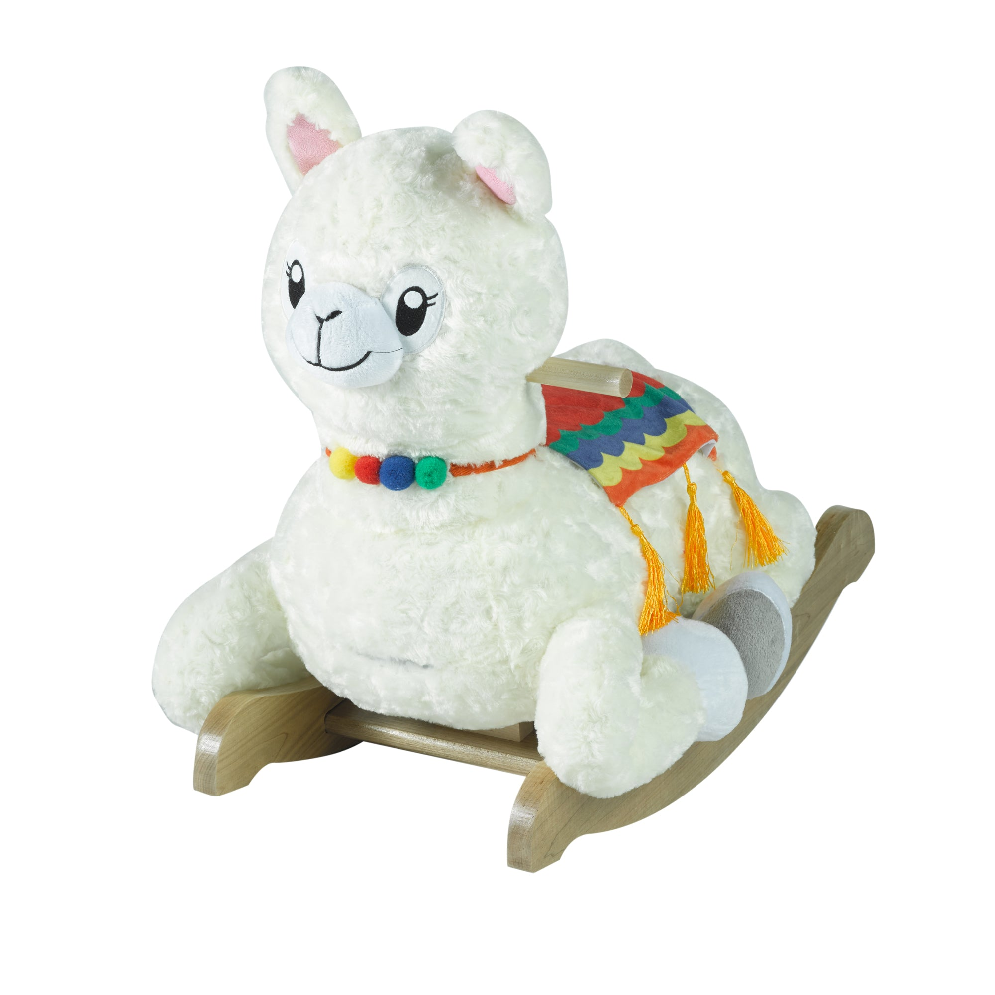 Dolly the Llama Classic rockAbye