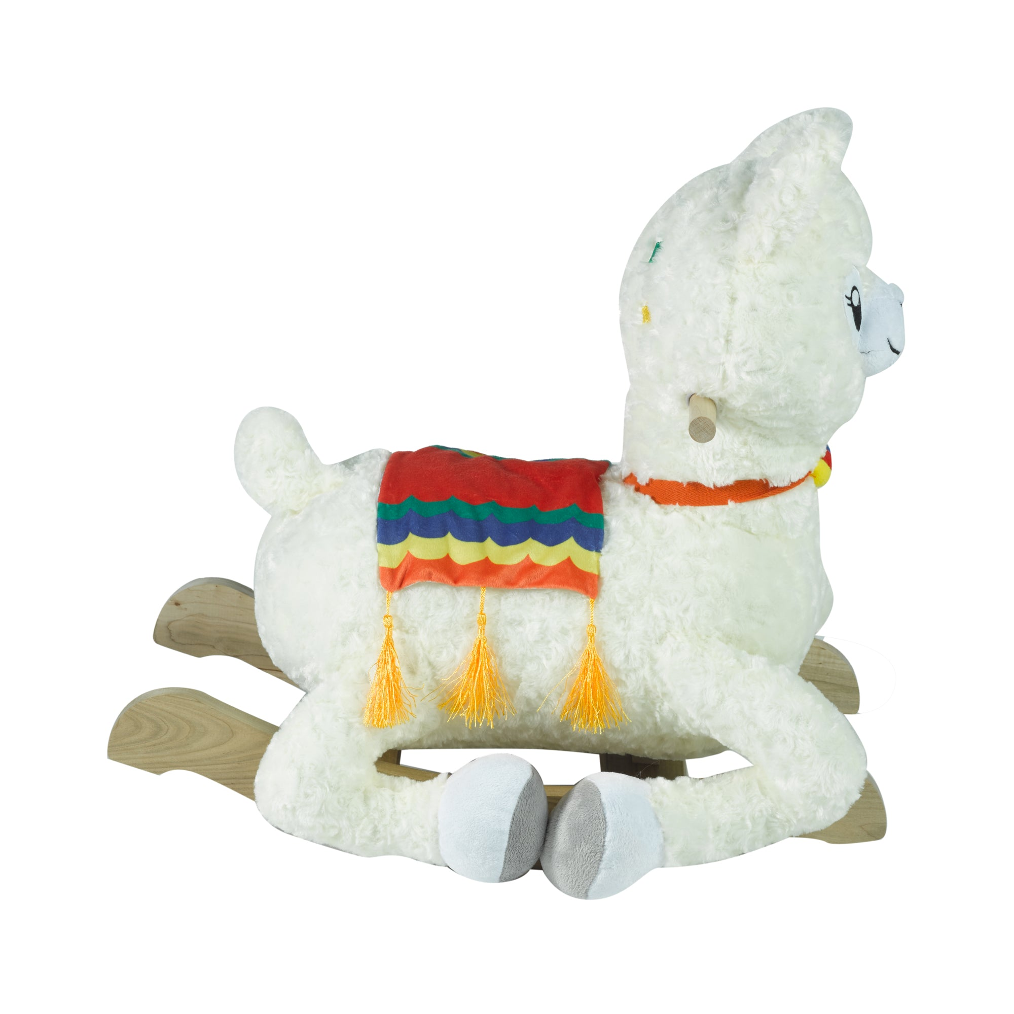 Dolly the Llama Rocker