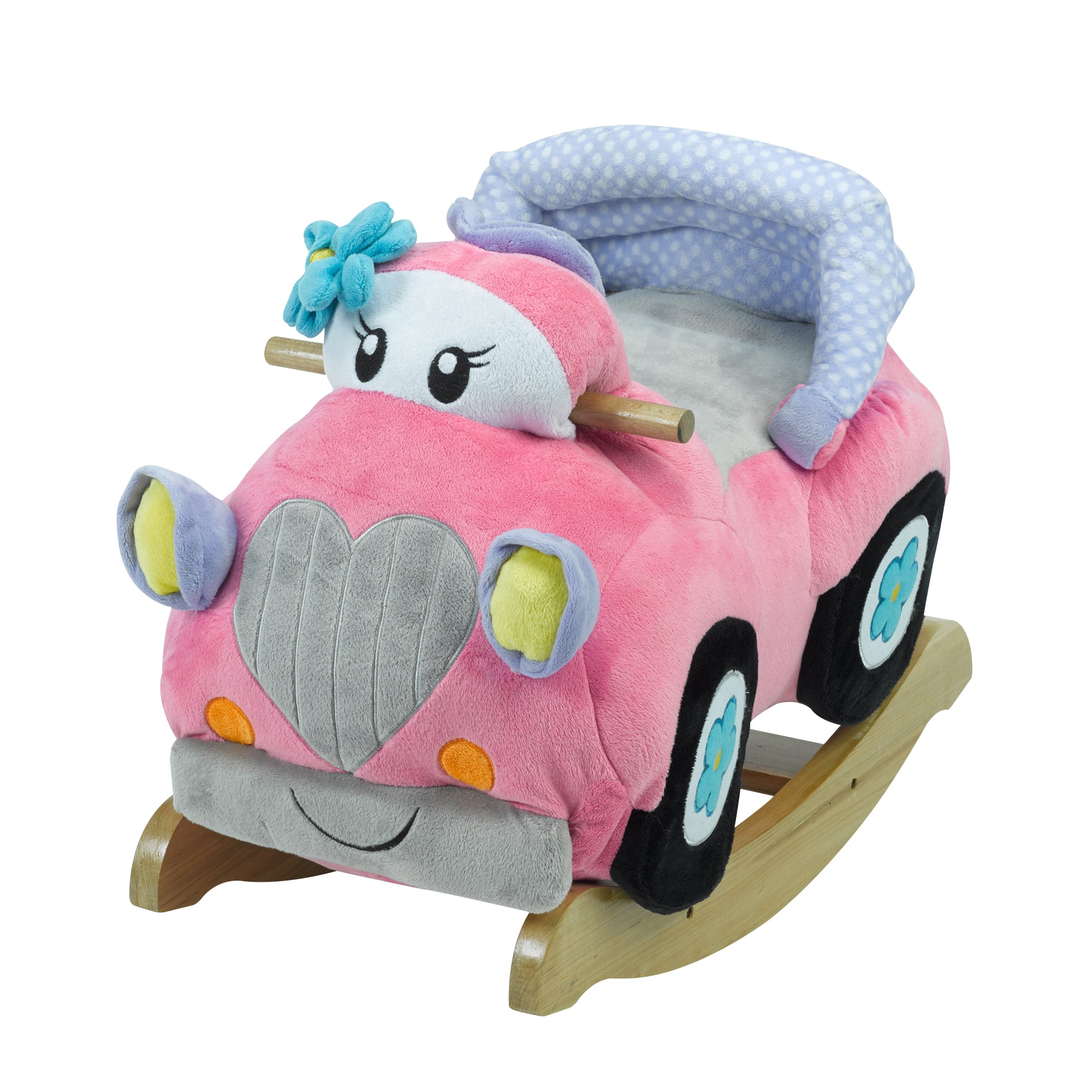 Carli the Convertible Car Play & Rock