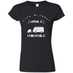 Women's Softstyle T-Shirt - Unbearable
