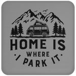 Coaster - Home Is Where I Park It - Black Graphic