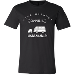 Mens Slim Fit T-Shirt - Unbearable
