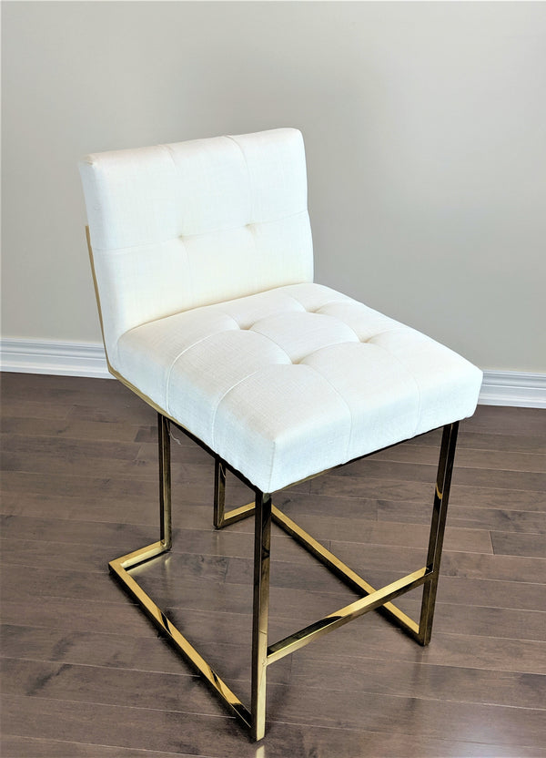 SOMERSET GOLDEN LEGS BAR STOOL