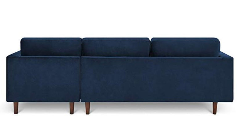 Canberra Mid Century Sectional Sofa