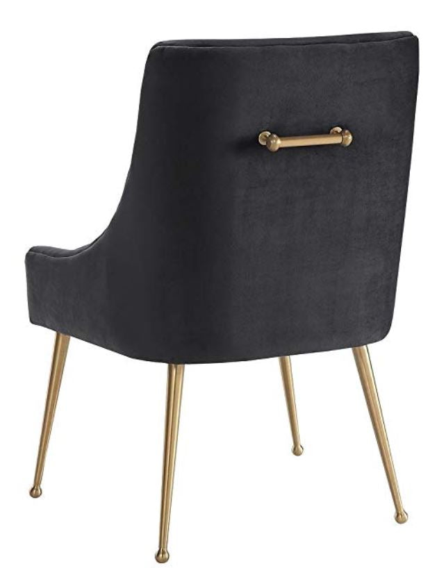 SEVILLE GOLDEN LEGS SIDE/DINING CHAIR