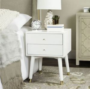 VIET MODERN 2 DRAWER NIGHTSTAND