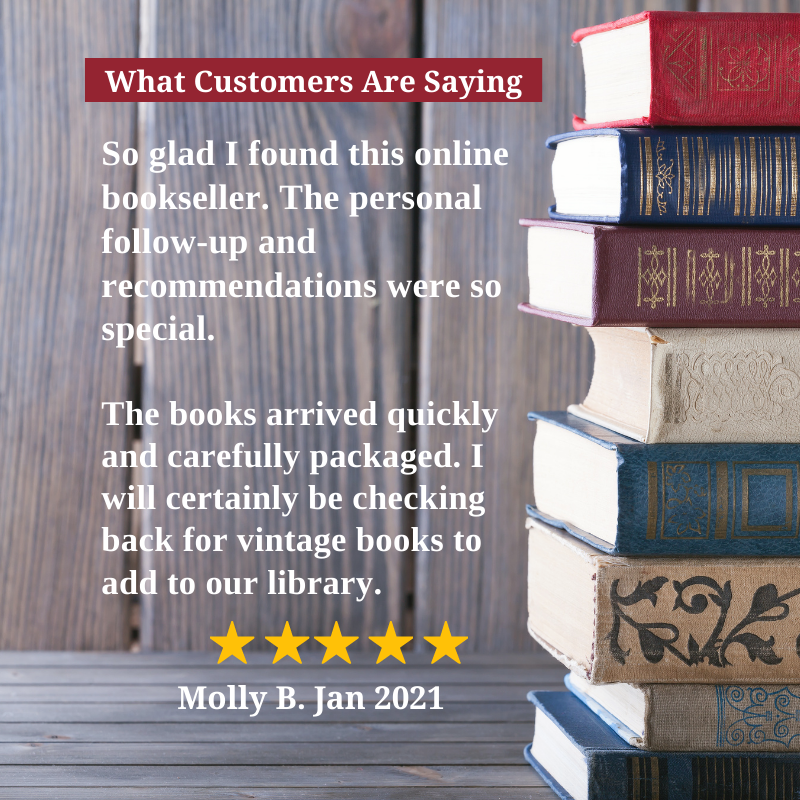 customer reviews-reading vintage