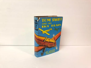tom swift vintage book