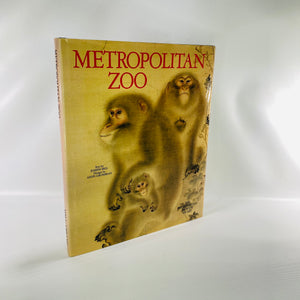 Metropolitan Zoo by Joseph Bell 1985 Harry Abrams Inc