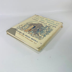 Little House in the Big Woods by Laura Ingalls Wilder 1932 1st Ed.-Reading Vintage