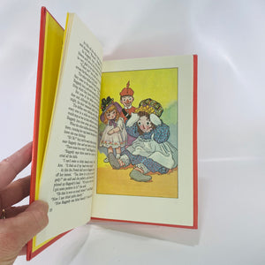 Raggedy Ann Stories byJohnny Gruelle 1961 Bobbs-Merrill-Reading Vintage