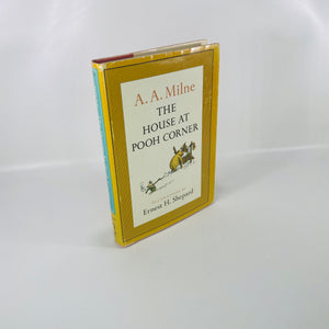 The House at Pooh Corner by A.A.Milne 1961 Dutton & Co-Reading Vintage