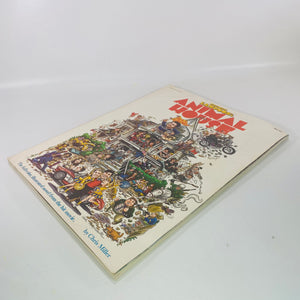National Lampoon's Animal House illustrated novel by Chris Miller 1978-Reading Vintager
