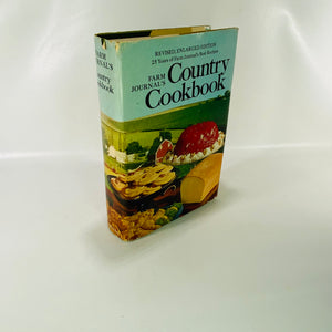 Farm Journals Country Cookbook by Nell B Nichols 1972-Reading Vintage