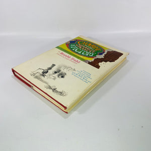 Charlie & the Chocolate Factory by Ronald Dahl 1st Ed 1964-Reading Vintage