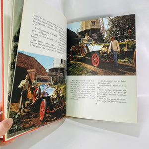 Adventures of Chitty Chitty Bang Bang by Albert Miller 1968-Reading Vintage