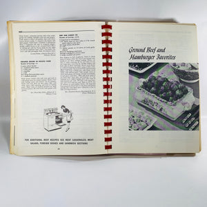 Favorite Recipes of American Home Economics Teachers Meats Including Seafood and Poultry 1962