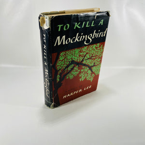 To Kill a Mockingbird by Harper Lee 1960 Lippincott Co-Reading Vintage