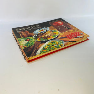 Elegant Fare from the Weber Kettle by Jane Wood 1977-Reading Vintage