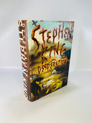 Desperation by Stephen King 1996 Penguin Group-Reading Vintage