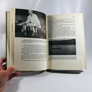 Complete Book of Bass Fishing by Grits Gresham 1966
