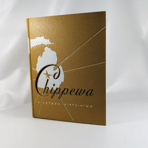 The Chippewa Yearbook for Central Michigan College 1959