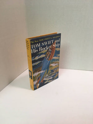 1954-Tom Swift and His Rocket Ship, #3 by Victor Appleton A Vintage Book