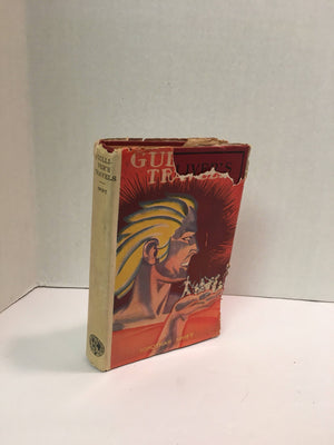 Gulliver's Travels by Jonathan SwiftA Vintage Book