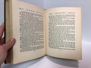 My Bookhouse: The Treasure Chest, Edited by Olive Beaupre MIller-1920 Vintage Book