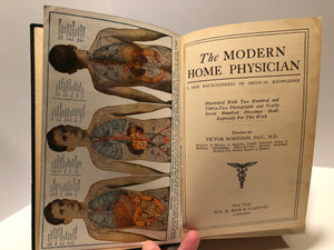 The Modern Physician New Encyclopedia of Medical Knowledge 1939