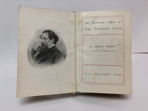 Pickwick Papers by Charles Dickens Published by Hearst and A Vintage Book