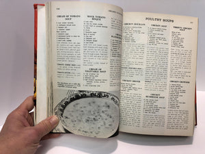 Culinary Arts Institute Encyclopedic Cookbook 1976 A New Revised Edition-Ruth Berolzheime .Vintage Book