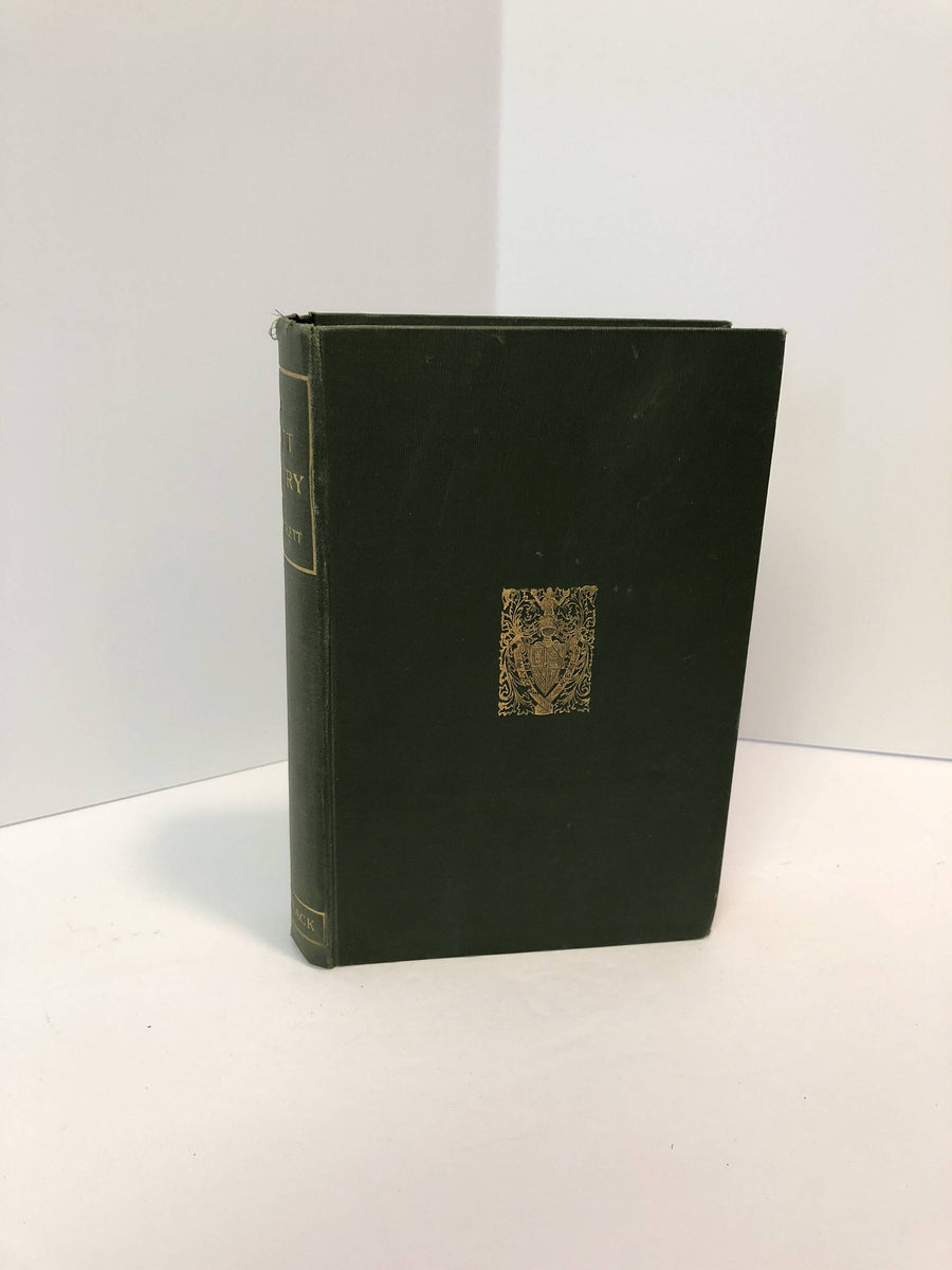 The Scott Country W. S. Crockett-Third Edition 1905 .Vintage Book