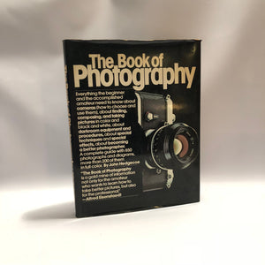 The Book of Photography How to See and Take Better Pictures by John Hedgecoe 1979 Vintage Book
