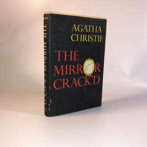 The Mirror Cracked Book Number Nine in the Miss Jane Marple Series by Agatha Christie 1962