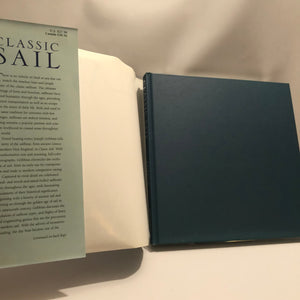 Classic Sail by Joseph Gribbins 1998 Vintage Book