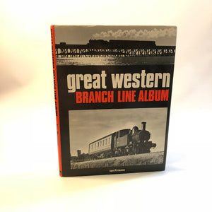Vintage Great Western Branch Line Album Ian Krause 1974