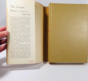 The Corner Store A Vintage Novel by Albert Idell 1953 A Vintage Novel