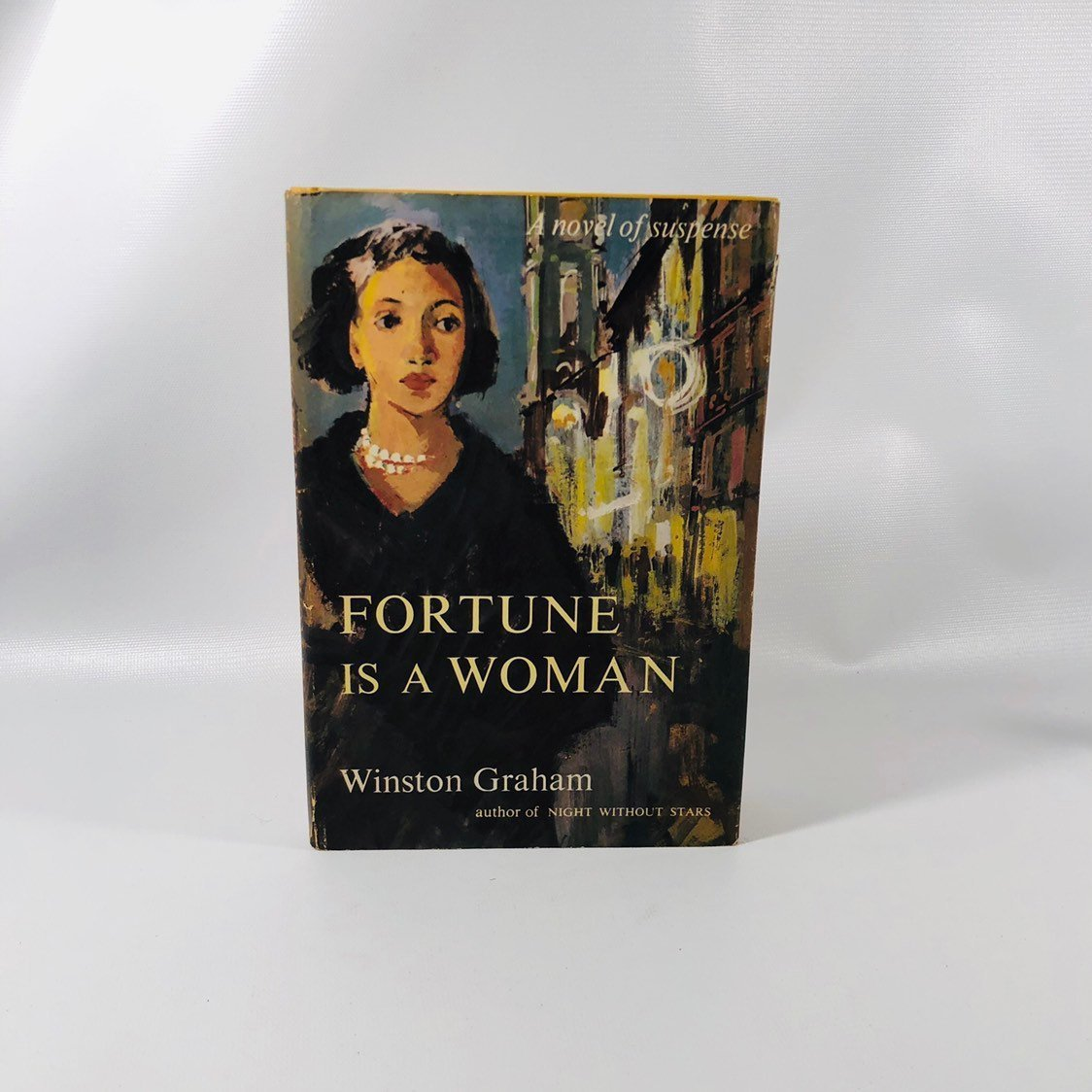Fortune is a Woman by Winston Graham 1953 A Vintage Suspense Novel