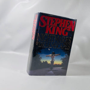 Nightmares & Dreamscapes by Stephen King 1993 A Vintage Horror Novel