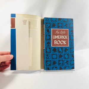 The Little Limerick Book The Uncensored Collection Illustrated by Henry R. Martin 1955