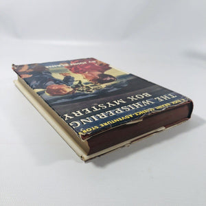 The Whispering Box Mystery A Rick Brant Science-Adventure Story book Number 5 by John Blaine 1948 First Edition Book