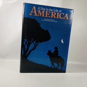A Day in the Life of America Rick Smolan 1986 A Vintage Photography Book