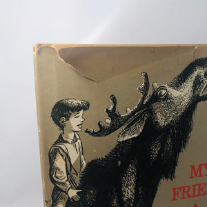 My Friend Mac by May McNeer and illustrated by Lynd Ward 1960 A Vintage Children's Book