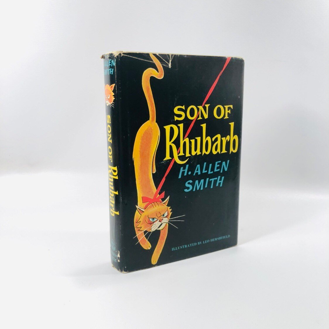 Son of Rhubard by H. Allen Smith 1967 A Vintage Book