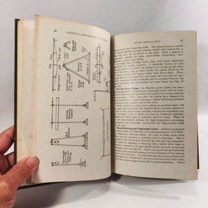 Chemical  Engineering Plant Design  by Frank Vilbrandt 1942 A Vintage Book of Science