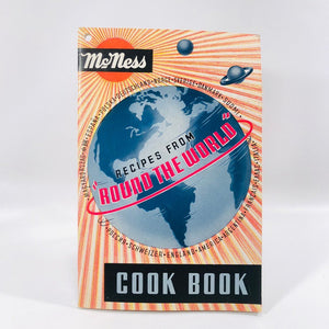 Recipes from Around the World by The McNess Company A Vintage Pamphlet