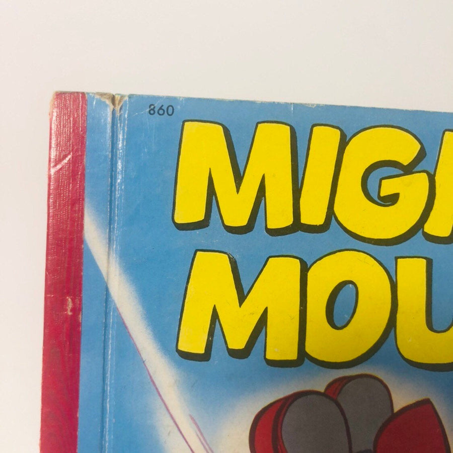 Mighty Mouse by Felix Sutton 1953 A Vintage Treasure Book