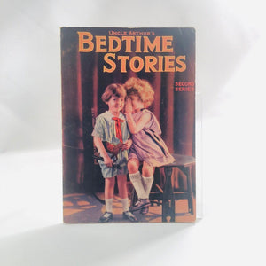 Uncle Arthur's Bedtime Stories Second Series by Arthur S. Maxwell 1968