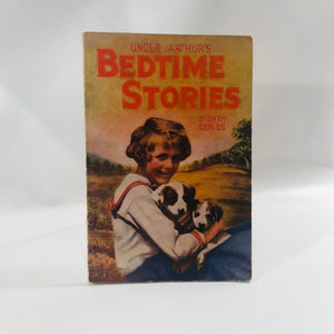 Uncle Arthur's Bedtime Stories Eighth Series by Arthur S. Maxwell 1931